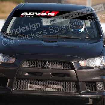 Advan G06 Cam Decal Sticker PVC